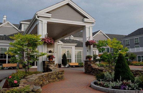Hilton Garden Inn Freeport Downtown Updated 2018 Prices Hotel Reviews Maine Tripadvisor