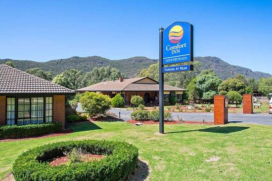 Comfort Inn Country Plaza Halls Gap Updated 2018 Prices Hotel Reviews Grampians Tripadvisor