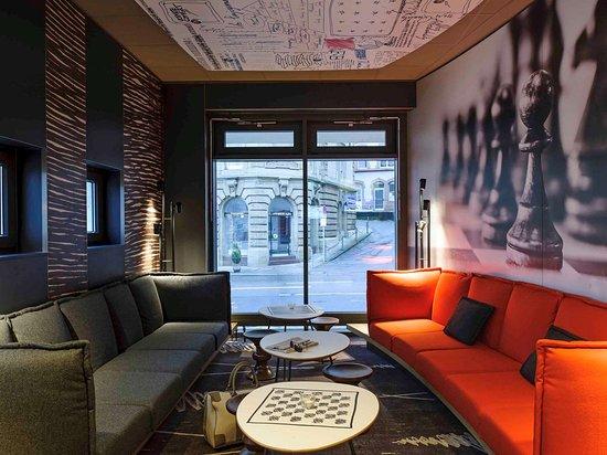 Ibis Stuttgart Centrum, Hotels in Stuttgart