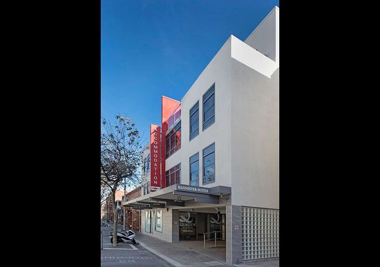 Quality Suites Fremantle