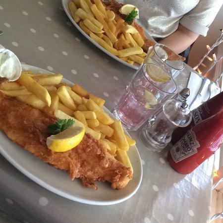 Fishers Fish and Chips: Fishers Fish and Chips
