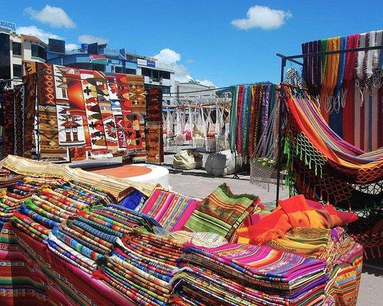 Puembo, Ecuador: Area attraction