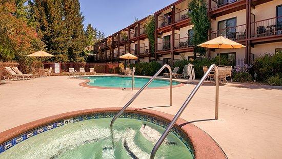 Best Western Hotel Garberville California