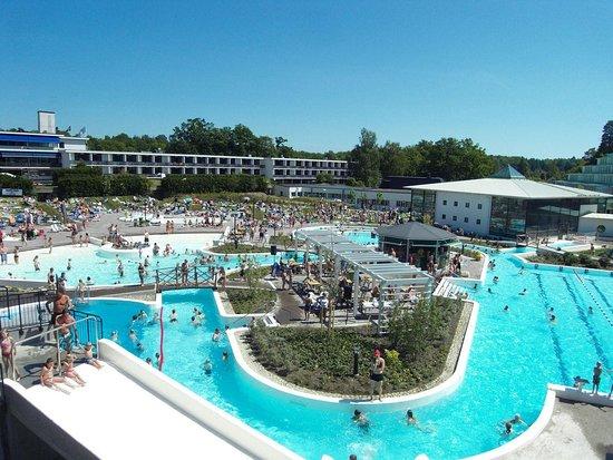Ronneby, Szwecja: Pool
