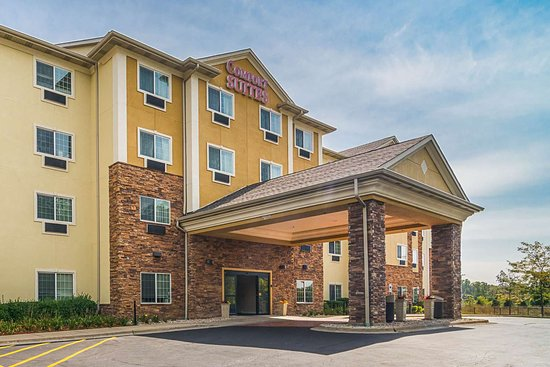 Very nice hotel - Review of Comfort Suites Grayslake Libertyville North