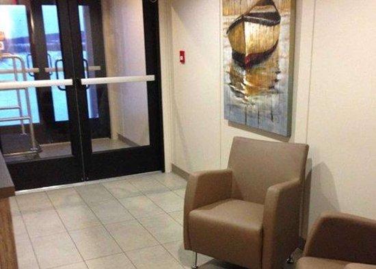 Schefferville, Kanada: Hotel lobby