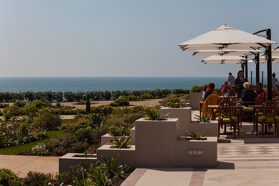Restaurant Le Jardin De L Ocean Picture Of Hotel Du Palais