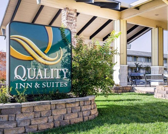 Quality Inn and Suites hotesl in Cameron Park, CA