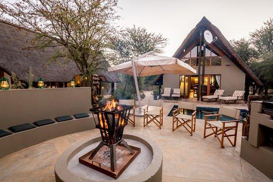 Thutlwa Safari Lodge, Pilanesberg National Park, South Africa