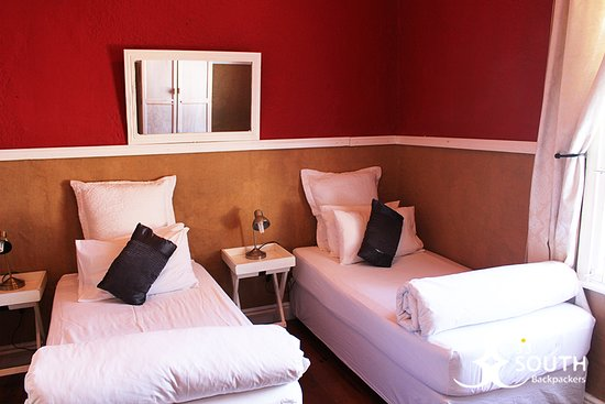 Observatory, Südafrika: Tygerberg - Private Room using Shared Bathroom, which can also be split into two single beds
