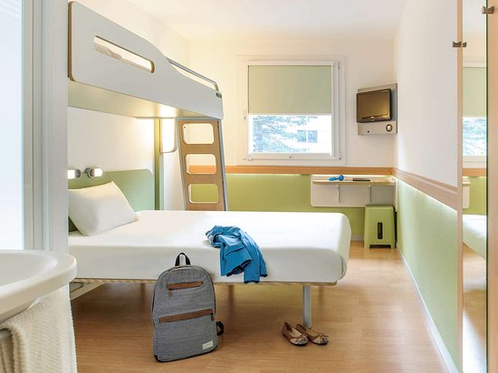 Chateau-Gaillard, France: Guest room