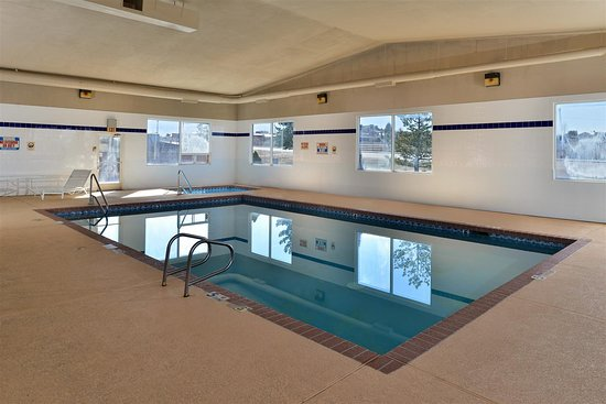 Snowflake, AZ: Indoor Pool