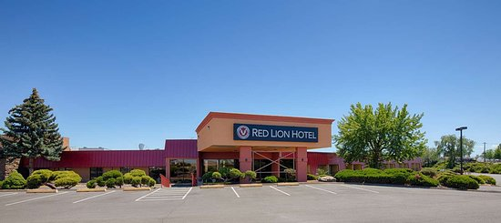 Red Lion Hotel Pendleton: ORPEND Exterior