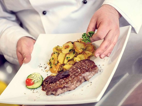 Dreieich, Γερμανία: Restaurant