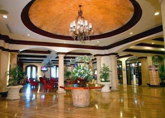 Clarion Hotel Real Tegucigalpa: Hotel lobby