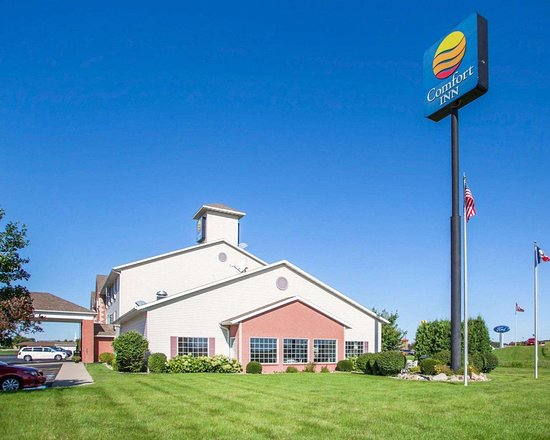 Comfort Inn hotel in Story City, IA