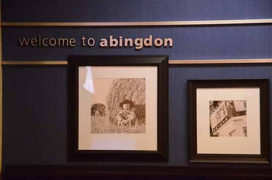 Hampton Inn Abingdon