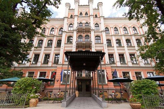 Monika Centrum Hotel, Hotels in Riga