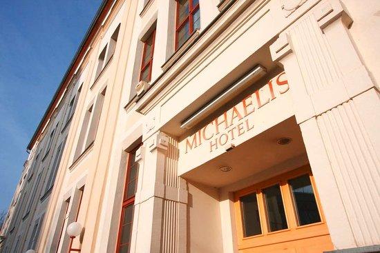 Hotel Michaelis: Entrance