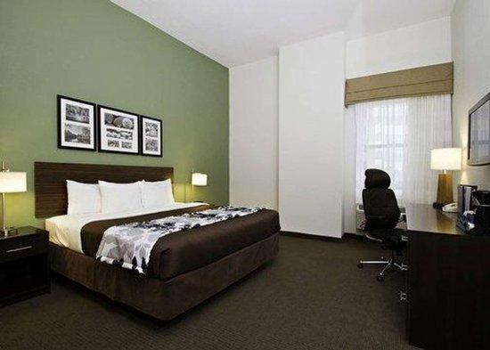 Sleep Inn & Suites Downtown Inner Harbor Hotel