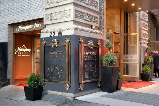 Hampton Majestic Hotel Chicago
