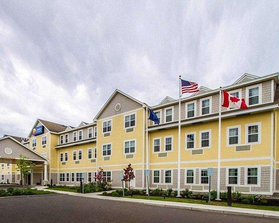 Comfort Inn & Suites hotel in Wilton, ME