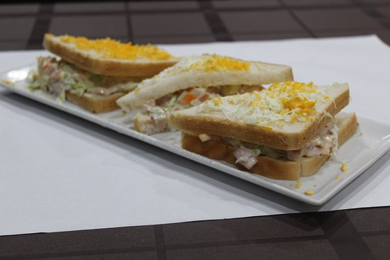 La Encina Charra: sandwich
