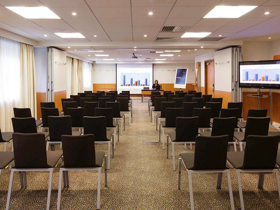 Novotel London City South: Meeting room