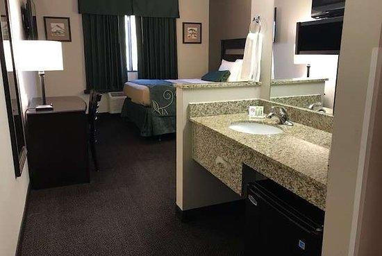 Santa Teresa, Nuevo Mexico: Guest room