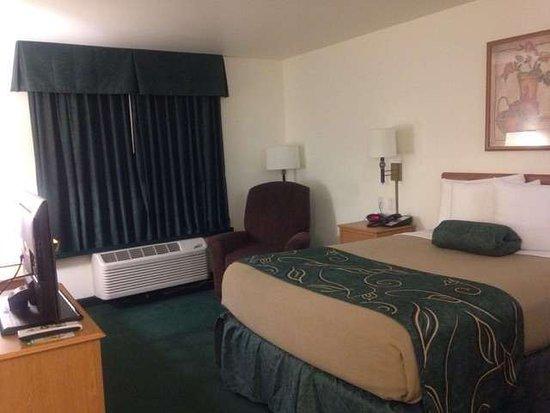 Milford, UT: Guest room