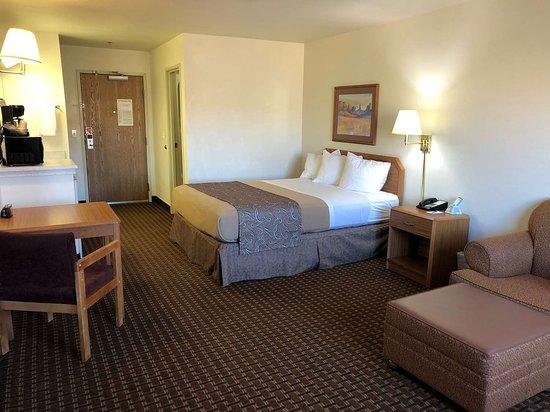 Belen, NM: Guest room