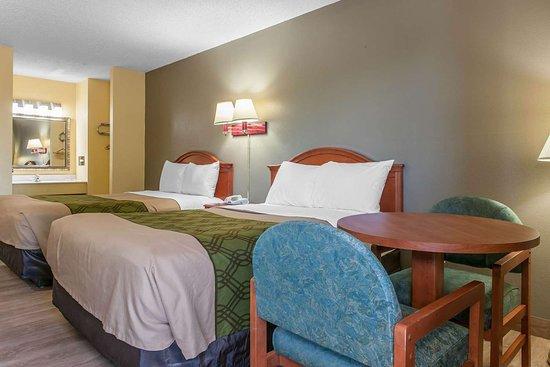 إكونو لودج: Hotel guest room