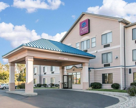 Comfort Suites: Hotel near popular attractions