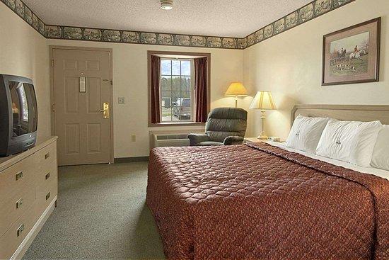 Beebe, AR: Guest room