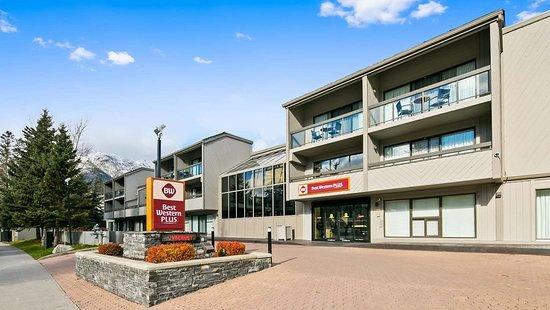 Best Western Plus Siding 29 Lodge, hôtels à Banff
