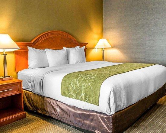Comfort Suites Southgate: Spacious suite