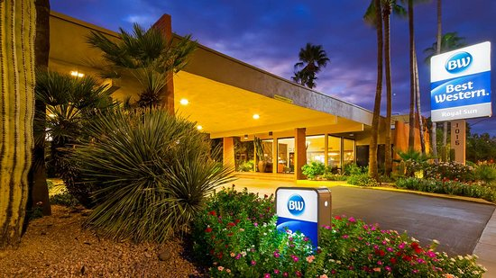 Best Western Royal Sun Inn Suites