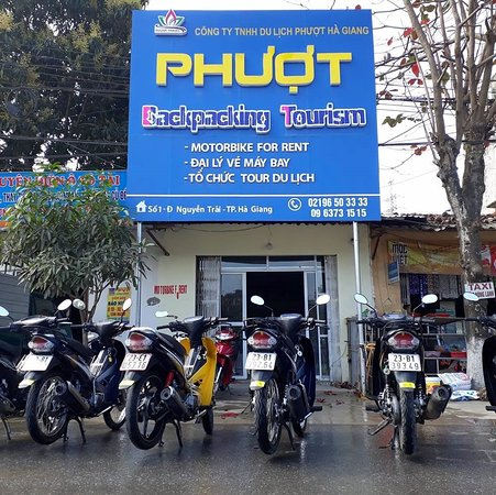 Phuot Motorbikes and Tours