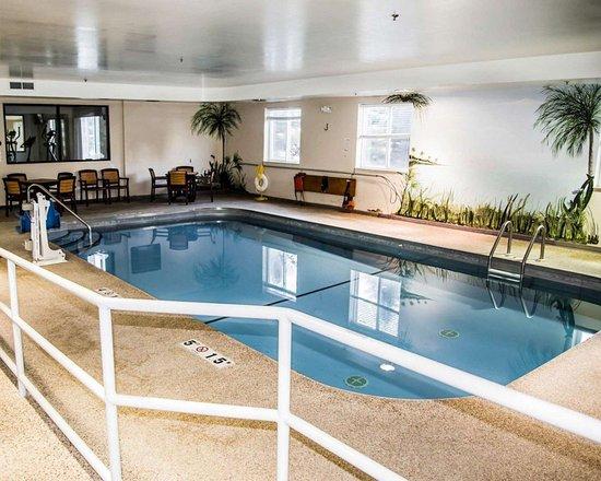 Allendale, MI: Indoor pool