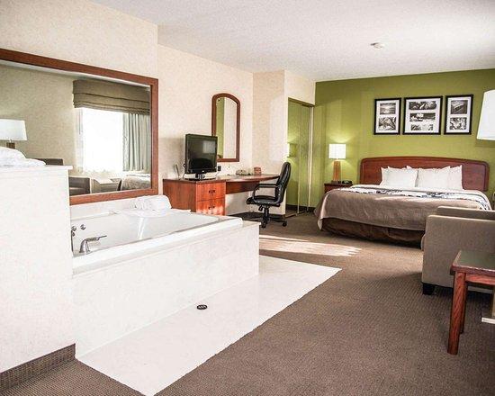 Allendale, MI: Spacious suite