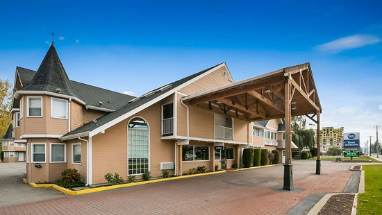 Best Western Inn at Penticton: Hotel Exterior