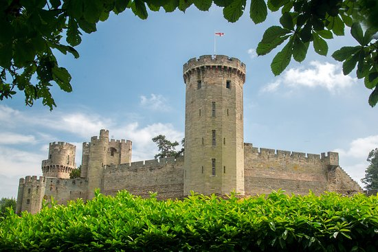 Warwick Castle: A classic castle