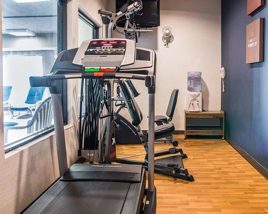 Fitness Center With Television Picture Of Comfort Suites South