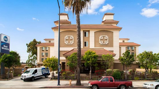 Best Western Of Long Beach Hotel