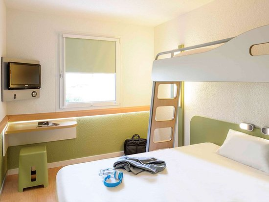 Hotel Ibis Budget Poitiers Sud