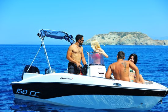 Captain Experience, Crete Boats, Agia Pelagia, Psaromoura Beach, Boat Rentals, Rent a Boat, Cret