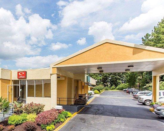 Econo Lodge Conley: Econo Lodge hotel in Conley, GA