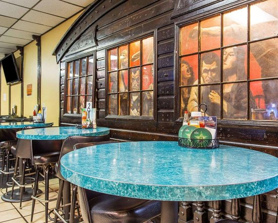 Econo Lodge Conley: Hotel restaurant