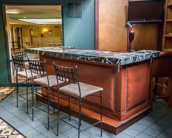 Comfort Suites Oakbrook Terrace: Banquet room