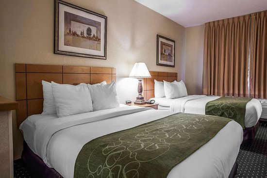Comfort Suites : Suite with queen beds